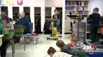 Active learning: A look at bicycle desks being used in some Saskatoon schools