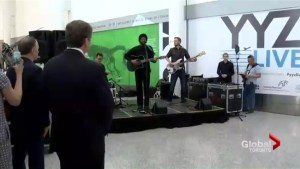 Free live music at Pearson airport to celebrate Canada 150