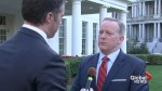 Sean Spicer apologizes for comments saying Hitler didn't use chemical weapons in war