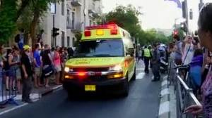 At least 3 stabbed at Jerusalem gay pride parade