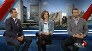 Global News panel discusses the mayoral campaign