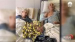 Couple married 62 years dies holding hands
