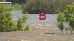Flood Danger in Brandon