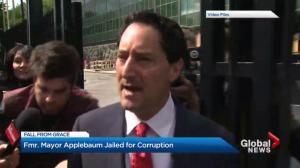 Former Montreal mayor Michael Applebaum sentenced