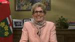 Premier on 2015 Budget