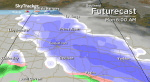 Saskatoon weather outlook: accumulating snow likely into next week