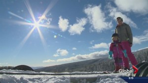 A south Okanagan ski hill opens for the first full season since 2013 much to the delight of local skiers and snowboarders.