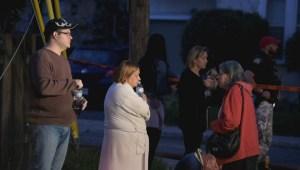 RAW: Laval-des-Rapides fire