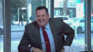 Comedian Ross Mathews on how to get ahead in Hollywood