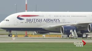 Mysterious British Airways illness causes emergency landing at YVR