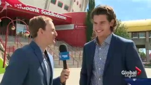 'I want to make this city proud and I want to win here': Calgary Flames Sean Monahan