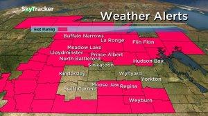 Saskatoon weather outlook: 30 degree heat scorches Saskatchewan