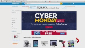 Cyber Monday: Already here?