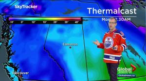 Edmonton Weather Forecast: May 7