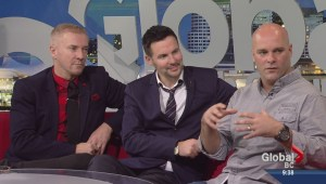 HGTV Stars Bryan, Colin & Justin