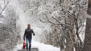Calgarians brace for first snowfall