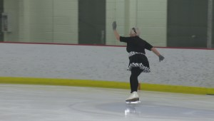 Okanagan Seniors dusting off their skates and competing on a provincial level.