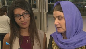 Yazidi boy captured by ISIS reunited with his mother at Winnipeg airport