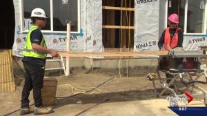 Edmonton families in need to get big boost from Habitat for Humanity