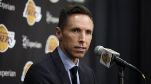 Canadian basketball star Steve Nash saying goodbye to NBA
