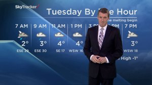 Chief Meteorologist Anthony Farnell's winter weather forecast for GTA
