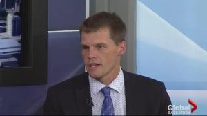 Saskatoon mayoral candidate Charlie Clark