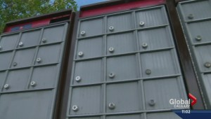 Thieves clean out dozens of mailboxes