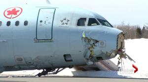 Halifax airport trying to get back to normal after AC624 incident