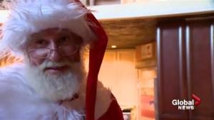 Alberta's tough economy has some turning to Santa Clause himself