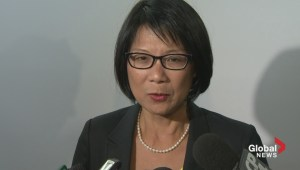 Olivia Chow sends message of support to Ford family