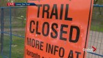 Construction on the Lower Don Trail causes headaches for residents