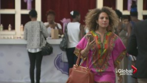 Natural hair focus of Montreal Conference