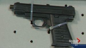 Calgary police make giant gun and drug seizure, update recent homicides
