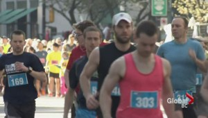 Tens of thousands take part in 2015 Vancouver Sun Run