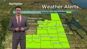 Saskatoon weather outlook – September 23