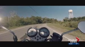 Motorcycle app encourages adventure with #HD100