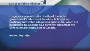 B.C. man pens letter to PM to clear name
