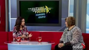 The Future is Yours career expo