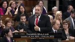 NDP leader slams Liberal government on new CPP regime saying it tramples on women's rights