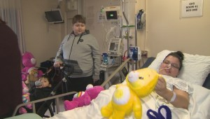 Winnipeg mom loses both legs and right arm to rare form of strep throat