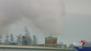 Fires helped create air quality problem in Lavington: province