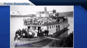 The steamship era on the Prairies