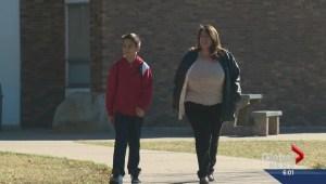 Edmonton parent calls for change following gun complaint at son's school
