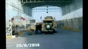 Iraqi military releases video purportedly showing they control disputed refinery