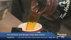 Burger King confirms deal to take over Tim Hortons
