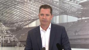 We stand behind our work at Investors Group Field: Stuart Olson CEO