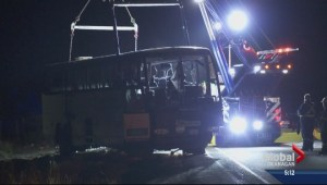 Did bus driver fall asleep? Victims say driver was tired before crash