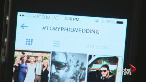 Hashtagging your #Wedding