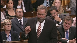 Mulcair finally gets some answers on Canada's deployment in Iraq