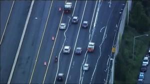 Virginia interstate chaos
